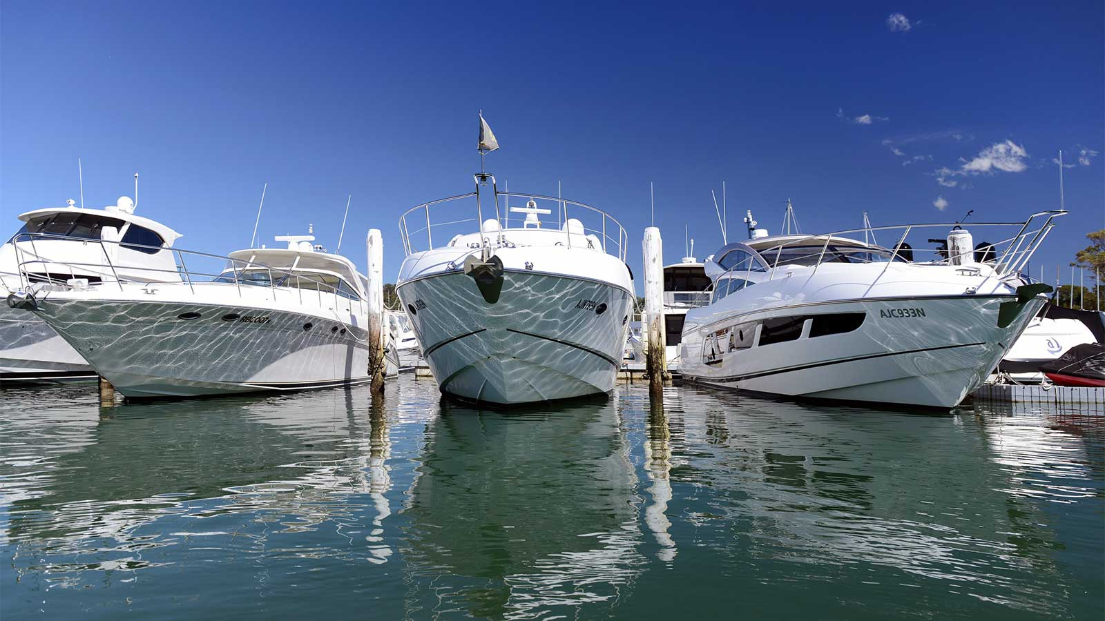 Boat Broker Sydney Vessel Management is based at Ferguson's Marina in Mosman, Sydney