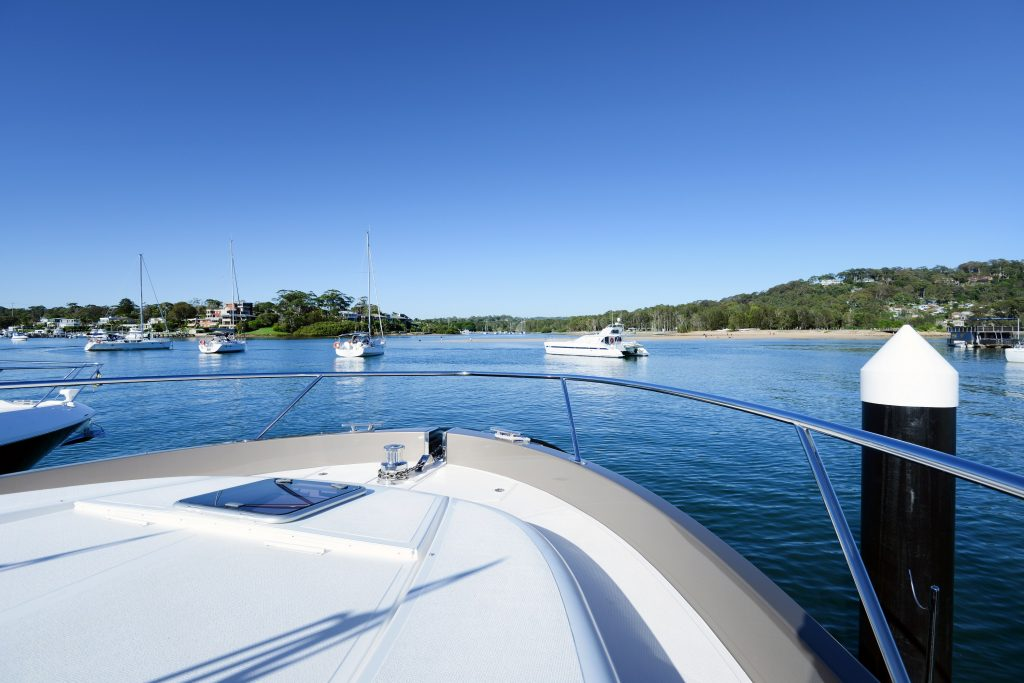 Pittwater Boating